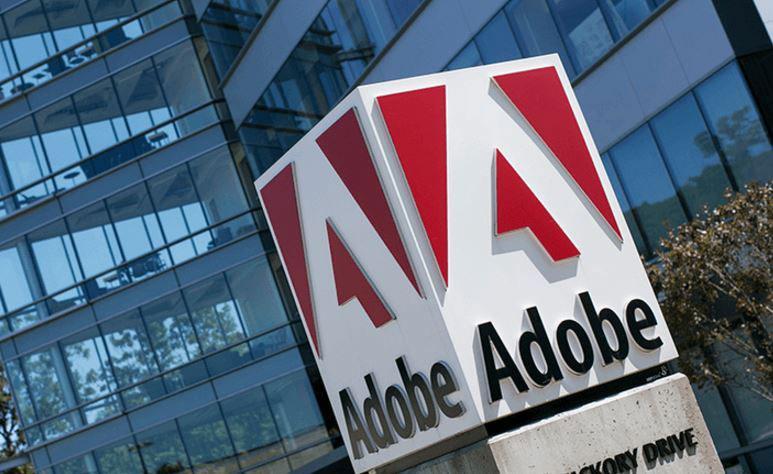 شرکت adobe