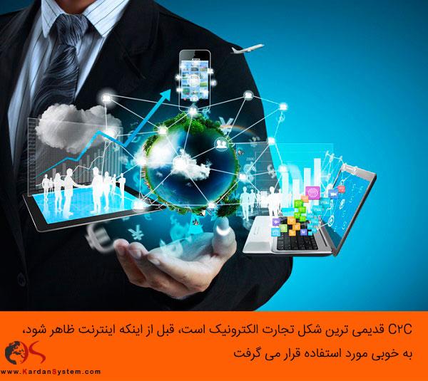 تجارت الکترونیکیC2C