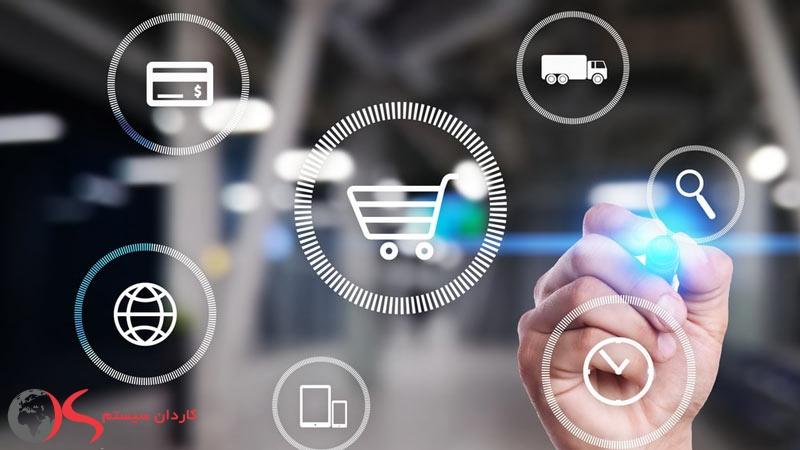 تجارت الکترونیکی یا تجارت آنلاین