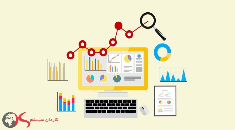 چگالی اطلاعات در مورد تجارت الکترونیک