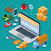 سایت تجارت الکترونیک